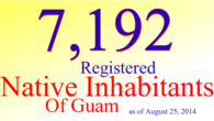 The Guam Election Commission is pleased to announce that as of August 25, 2014 there are 7,192registered Native Inhabitants of Guam. Precinct-level Report of Native Inhabitants of Guam (opens […]