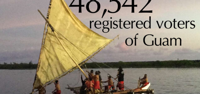 The Guam Election Commission is pleased to announce that, as of August 15, 2016, there are 48,542 registered voters of Guam.