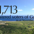 The Guam Election Commission is pleased to announce that, as of November1, 2016, there are 51,713 registered voters of Guam.