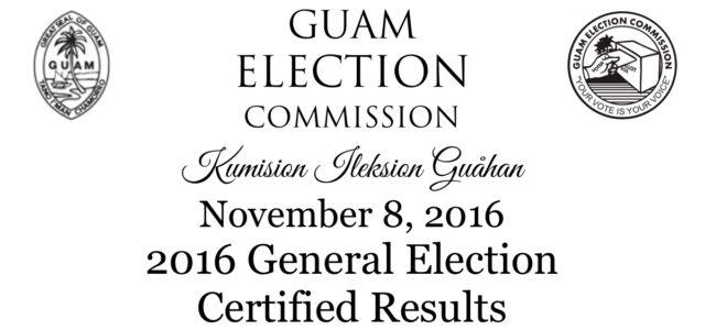 0. Election Summary Report 1. Hagatna 1 (A-Z) 2. Asan-Maina 2 (A-J) 3. Asan-Maina 2A (K-Z) 4. Piti 3 (A-Z) 5. Agat 4 (A-D) 6. Agat 4A (E-P) 7. Agat […]