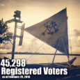 The Guam Election Commission is pleased to announce that as of February 29, 2016 there are 45,298  registered voters of Guam. Click here to view  Election Polling Sites & Voter […]
