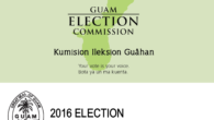 The Guam Election Commission is pleased to announce that the 2016 Election Comparative Analysis Report is now available. Please click here to access the report. Si Yu'os ma'åse'!