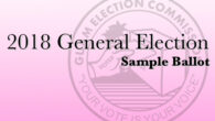 Please click here to view/download the 2018 General Election Sample Ballot.