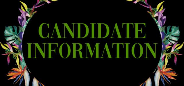 Candidates for Office Mayors District # Candidate Name Party Hagatna 1 CRUZ, John Aguon REPUBLICAN Asan-Maina 1 SALAS, Frankie A. DEMOCRAT Asan-Maina 2 GUMATAOTAO, John Joseph DEMOCRAT Asan-Maina 1 TAITANO, […]