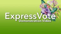 The ExpressVote is a universal voting machine that voters can use to mark their vote selection and print a verifiable paper ballot that will be tabulated with traditional paper ballots. […]