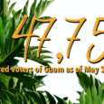 The Guam Election Commission is pleased to announce that, as of May 31, 2021, there are 47,758 registered voters of Guam.